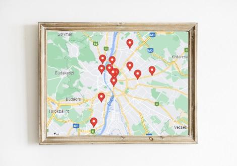 Székhelyszolgáltatás Budapest kerületeiben